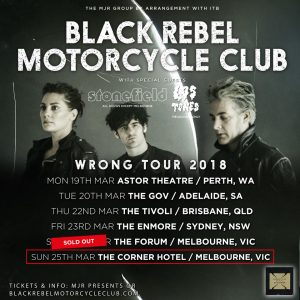 Second Melbourne Show Added